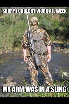 I need some hunting R&R!  My meditation is best performed in a treestand or on a stump in the woods!