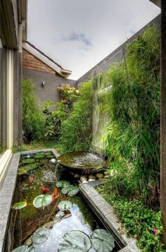 Top 10 Beautiful Zen Garden Ideas For Backyard If you're interested in how to make a Japanese garden, it can readily be completed in your backyard. A Japanese garden isn't an exercise in producing the most important and the ideal. Landscape Curbing, Backyard Garden Landscape, Pond Landscaping, Modern Backyard, Ponds Backyard, Backyard Ideas, Japanese Garden Backyard, Garden Ponds, Garden Villa