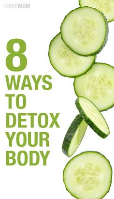 Detox and recharge your body.