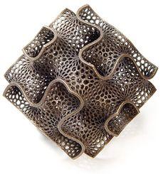 grossman shwarz d surface math science art sculpture design