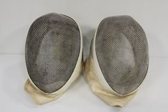 The Prop Room Toronto - Sports and Hobbies items Fencing Masks : #2483 - 2 fencing masks available., for rent.