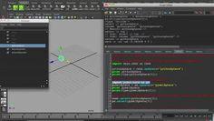 Maya/Python: The basics of using Classes and Obj. Oriented Progamming in Maya/Python on Vimeo