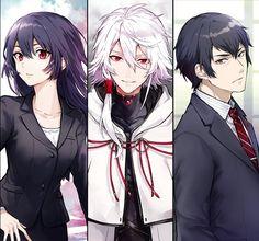 Primer vídeo promocional del Anime Seikaisuru Kado al aire en 2017.