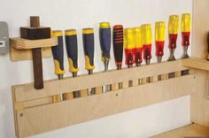 Technical Thursdays - Hand Built - Chisels and Gouges - The Woodworkers Institute