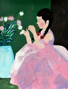Pintura a l'acrílica d'alumna de 2n d'ESO Cinderella, Disney Characters, Fictional Characters, Snow White, Disney Princess, Painting, Color, Art, Pintura