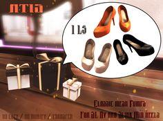 Ultravi01ett N.N.: ~ Atis ~ Classic Pumps for Sl Av & Slink Mid {Gift...
