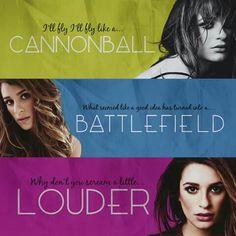 Louder - Lea Michele