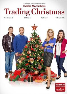 Trading Christmas ~ I love this movie!!!