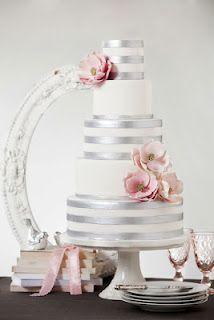 Fondant- The Wedding Cake Blog: (Spotlight on) Bobbette & Belle