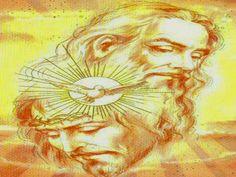 """JEZUS en MARIA Groep.: VADERSCHAP VAN DE EEUWIGE VADER: """"de Eeuwige Vader, de Schepper van alle dingen en alle zielen."""""""