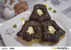 Czech Recipes, Meringue Cookies, Desert Recipes, Macaroons, Christmas Cookies, Nutella, Sweet Tooth, Food And Drink, Pudding