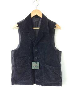 Yohji Yamamoto Yohji Yamamoto Vest Size l - Vests for Sale - Grailed