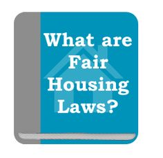 There is always talk in the media about Fair Housing Laws. Many are geared towards educating the consumer about their protected rights through the Civil Rights Act of 1968.