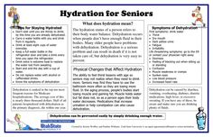 As the temperatures soar, active #50+ #exercisers need to pay special attention to #hydration. Here are some tips: