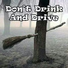 This is my other vehicle but I wasn't drinking, Officer.
