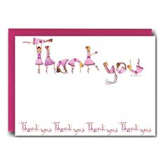 Thank You Note Printable  Activity Shelter  Thank You Notes
