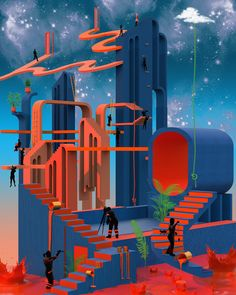 52 Best Architectural illustrations images in 2019