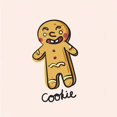 Buy Illustration drawing style of cookie by Rawpixel on PhotoDune. Illustration drawing style of cookie Christmas Doodles, Christmas Icons, Doodle Icon, Doodle Art, Cookie Vector, Food Doodles, Chibi, Instagram Highlight Icons, Drawing Style