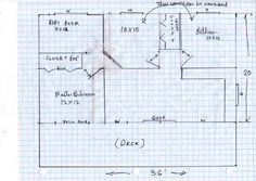 draw blueprints for a house - Draw House Plans