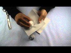 COMO HACER UN GATO EN GOMA EVA - YouTube