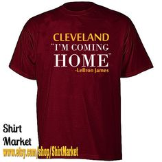 Lebron James is back FORGIVEN Welcome Home For6iven by ShirtMarket, $14.99 #Lebron #James is back