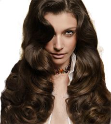 2015 Hair Color Trends - Brown