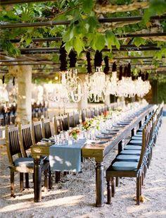 This will be my wedding reception decor.