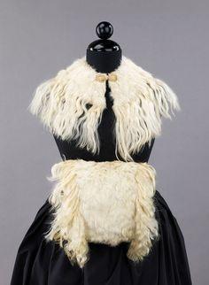 Accessory Set ca. 1850 via The Costume Institute of The Metropolitan Museum of Art