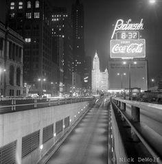 Chicago, August 1959. Nick DeWolf