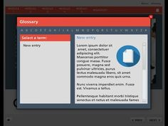 Creating an interactive glossary using Articulate Storyline (1) - YouTube