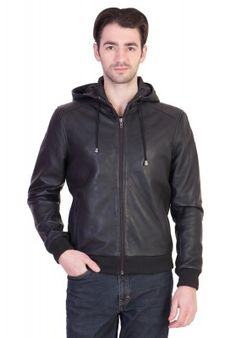 Leather Jackets for Men Online at Justanned  View the best leather jackets for men online at Justanned. Shop from a wide variety of men's leather jackets. For more details, visit