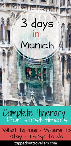 Ultimate Guide to Visiting Munich with Kids. | Family travel | Know before you go | How to get to Munich | How long to visit Munich | How to get around Munich | Where to stay in Munich | Where to eat in Munich | What to see in Munich | Oktoberfest with kids |Day trips from Munich