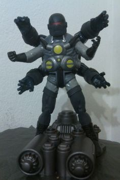 M.a.N.O.S , Ghost of Chernobyl Custom Action Figure
