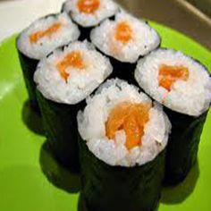 Sushi de Salmón Marinado
