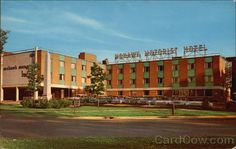 Mohawk Motor Inn Rochester New York troup & plymouth ave late 50s early 60s