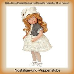 Käthe Kruse Puppenkleidung von Minouche Natascha, für... nur 39.90 EUR