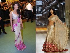 Bollywood Saree Fashion Designer - Indian Fashion - Zimbio