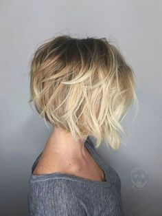 Find & save ideas about Short fine hair. See more about Fine hair, Hairstyles and Hair.