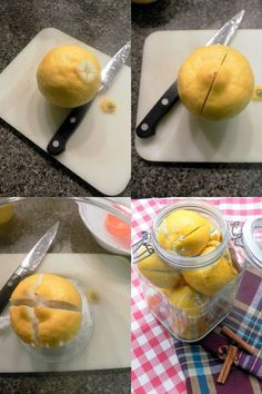 Moroccan Style Preserved Lemons ~ The 1st step to lovely things to come!