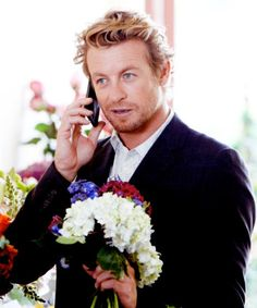Simon Baker | Patrick Jane | The Mentalist