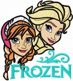 Frozen sisters 4
