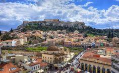 Acropolis in Athens,Greece Parthenon, Acropolis, 3 Days Trip, Athens Greece, Olympians, Crete, Resort Spa, Paris Skyline, Dolores Park