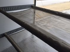 E-Track custom hammock beds for enclosed trailer - Expedition Portal