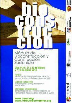 MÓDULO BIOCONSTRUCCIÓN Y CONSTRUCCIÓN SOSTENIBLE ecoagricultor.com