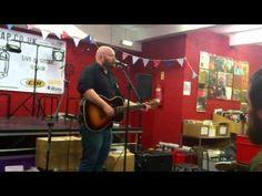 Rob Crispt live at Vinyl Tap, Huddersfield 10th July 2015