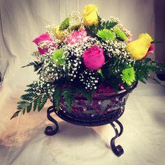 Roses, kermits #cedarhousefng