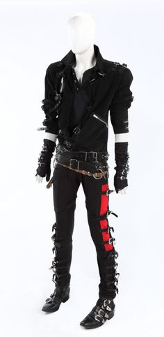 Image result for michael jackson bad outfit