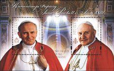 Canonization of popes John Paul II and Pope John XXIII-2014