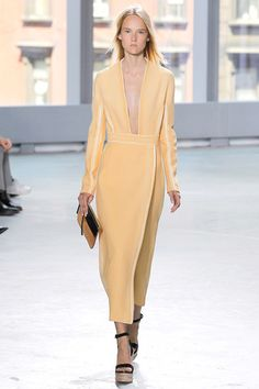 Proenza Schouler Spring 2014 Ready-to-Wear Collection Slideshow on Style.com, Spring 2014 #NYFW