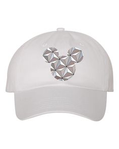 Epcot Mickey Hat | Spaceship Earth Hat